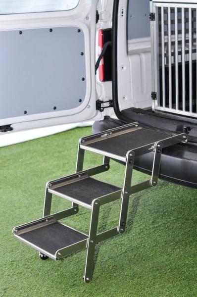 hunde treppe treppe f r hunde falt treppe hunde rampe einstiegshilfe hund sm rt 99. Black Bedroom Furniture Sets. Home Design Ideas