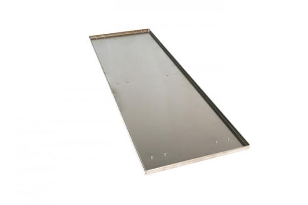 Trittplatte Aluminium Wanne