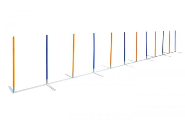 Slalom-99 12-Halbfuß